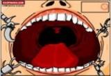 لعبة دكتور خلع الاسنان