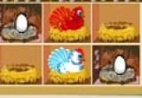 لعبة مزرعة الدجاج والبيض