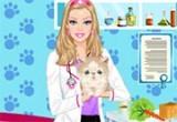 العاب العيادة البيطرية للدكتورة باربي
