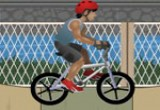 لعبة دراجات هوائية رائعة