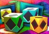 لعبة المكعبات الملونة Brainteaser Cubes