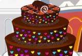 لعبة صنع كيك الشيكولاتة 2017