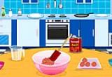 لعبة طبخ ماما ودبح الدجاج اللذيذ