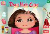 لعبة دورا وعلاج تساقط الشعر