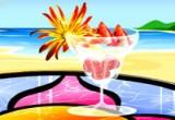 لعبة كأسآ من الفاكهة اللذيذة