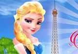 لعبة تلبيس السا في باريس