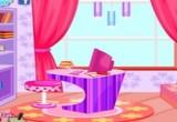 لعبة ديكور غرفة السفرة 2014