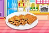 العاب طبخ الكيك بالعسل والحليب للصبايا