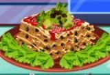 لعبة طبخ اللزانيا الايطالية الرئعة