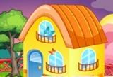 لعبة تصميم منزل العائلة السعيدة