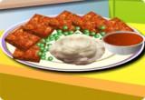 لعبة وجبة اللحم الشهية
