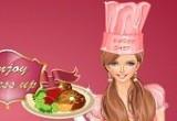 لعبة تلبيس الطباخة