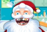 سانتا في عيادة الاسنان