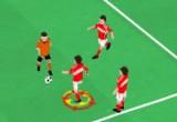 لعبة كرة قدم صغار 2014