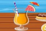 لعبة تحضير عصير الفواكه