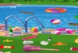 العاب حمامات سباحة