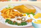 لعبة طبخ الطعام اللذيذ